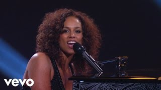 Alicia Keys - Unbreakable (Piano & I: AOL Sessions +1)