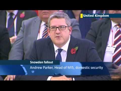 British spy chiefs slam Snowden: al-Qaeda terrorists 'lapping up' NSA whistleblower's revelationss