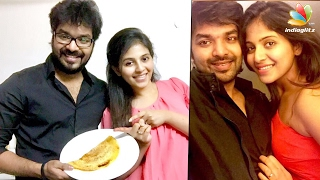 Jai and Anjali confirm their relationship? | Hot Tamil Cinema News | Dosa Challenge