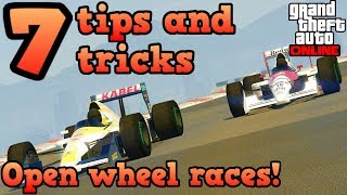 7 Open wheel racing tips and tricks - GTA Online guides
