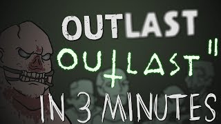Outlast Entire Story Animated in 3 Minutes! | ArcadeCloud