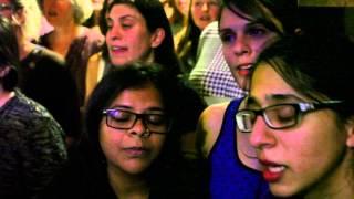 Choir! Choir! Choir! sings Nick Drake - Pink Moon