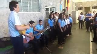 Coral Jacinto Convit, Liceo Antonio Jose de Sucre, Cagua. Himno del Estado Aragua.