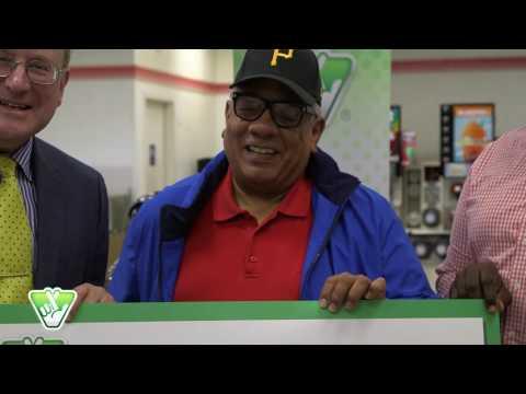 Bristow Man Wins $7.5 Mega Millions Jackpot!