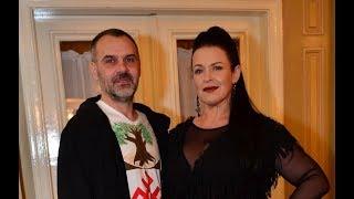 Руслана Писанка и муж Игорь