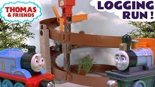 thomas and friends toy trains race playset with minions take n play sodor logging co fun tt4u