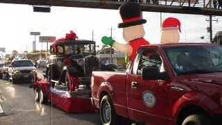 Caravana Coca-cola (2013 Reynosa)