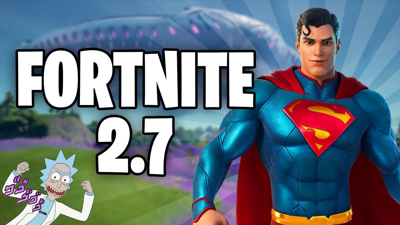 FORTNITE 2.7