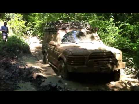 LAND ROVER GROUP vs TOYOTA GROUP  **OFFROAD BATTLE** No more bets please!!