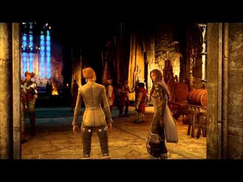 Dragon Age Inquisition: Victorious Epilogue