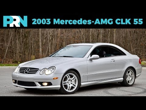 2003 Mercedes-Benz CLK 55 AMG | TestDrive Spotlight