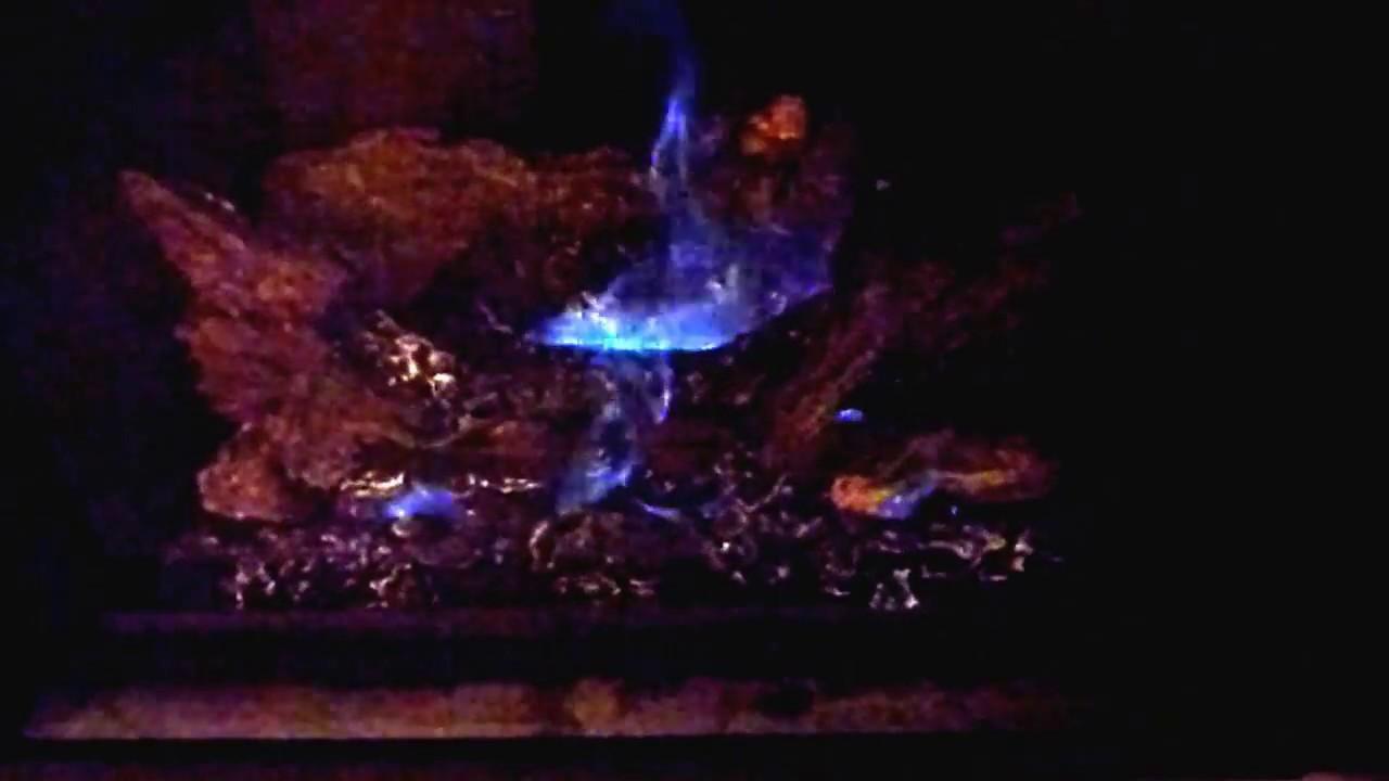 gas fireplace not lighting youtube