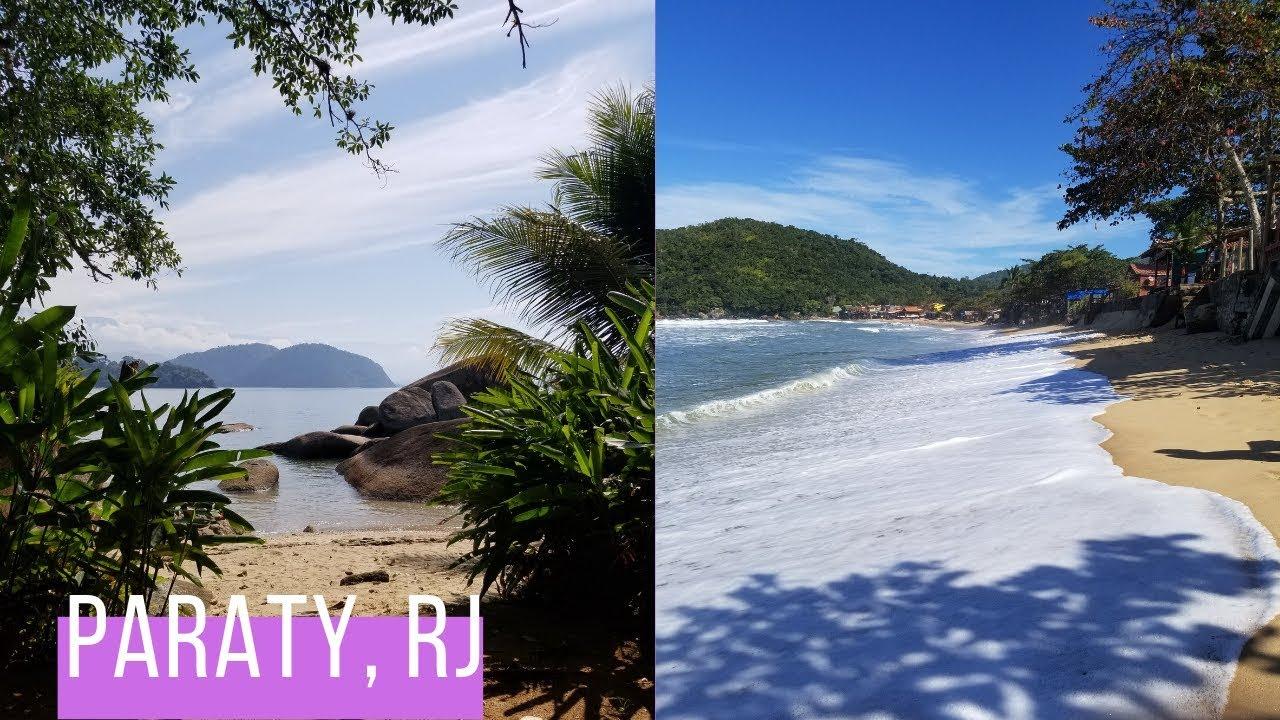 Brazil Landscapes Paraty Rio De Janeiro Youtube