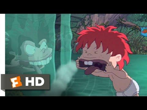 Rugrats Go Wild (6/8) Movie CLIP - Chuckie vs. Donnie (2003) HD