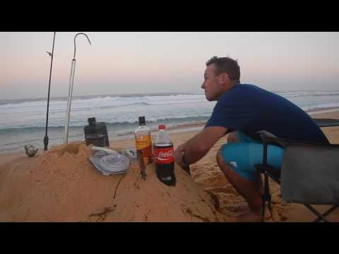 Go Beach Fishing , Congo N.S.W. Australia