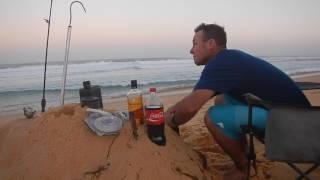 Go beach fishing , Congo N.S.W. Australia