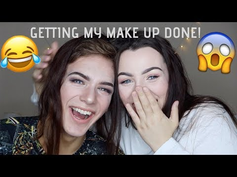 Getting My Make Up Done! | With Rochelle!