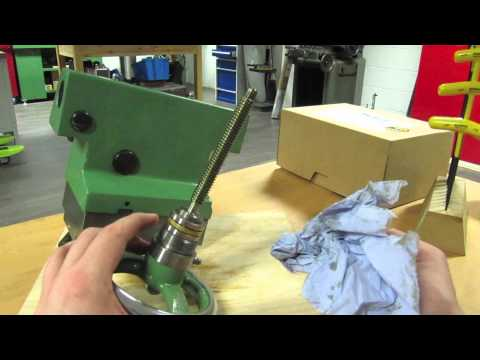Myford Lathe Tailstock Upgrade Part 1 of 2