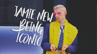 jamie new being iconic for six minutes straight [everybody's talking about jamie]