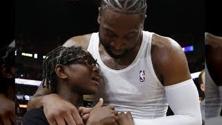 Dwyane Wade Talks About His Child Coming Out As Transgender