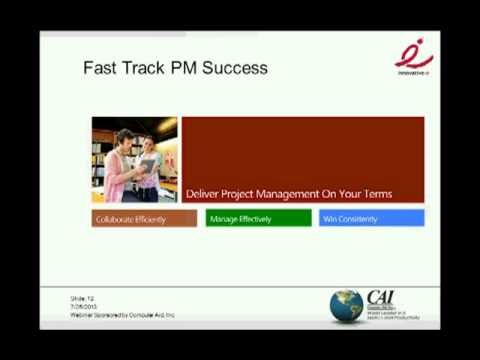 Fast Track Apprenticeship: Project delivery
