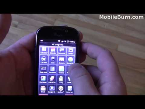 T-Mobile myTouch 4G unboxing and feature tour