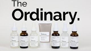 The Ordinary Skincare Review   Deciem   Buffet, Niacinamide, Squalane, Rosehip, NMF   Vivienne Fung