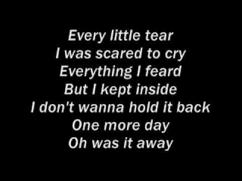 Jordin Sparks - Let It Rain lyrics