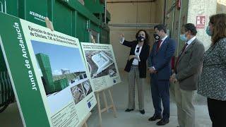 Junta invierte 2,3 millones en la Planta de Transferencia de Residuos La Victoria en Chiclana