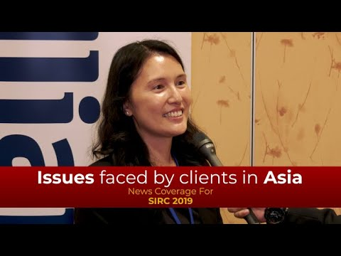 WiRE Committee Member Ms Grace Lim was interviewed by Asia Insurance Review during 16th SIRC 2019