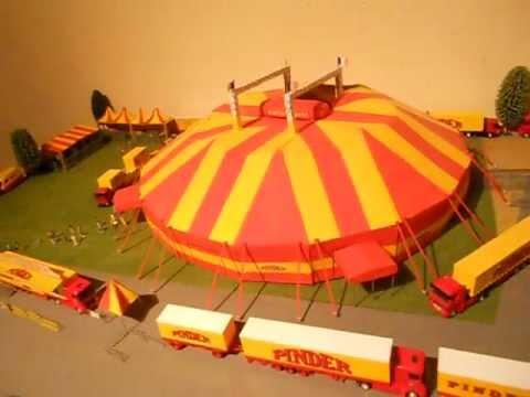 Maquette 2012 Cirque Du Pinder UzVSMp