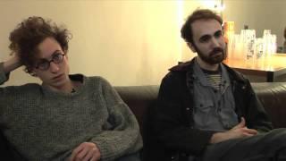 Interview Yuck - Daniel Blumberg and Max Bloom (part 1)