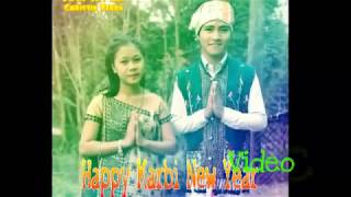 Happy Karbi New Year Diphu City Rap Christin Teron Youtube
