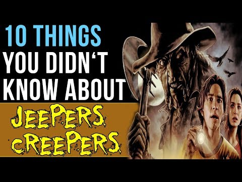 10 Things You Didn't Know About Jeepers Creepers