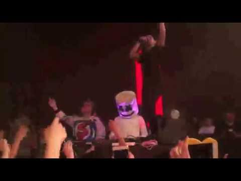 Skrillex b2b Marshmello @ MYST Shanghai 2016 #TrackList [Tracks No Copyright Description]