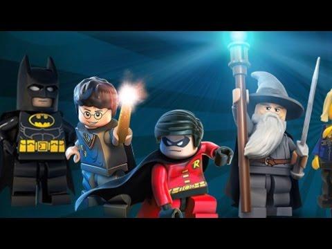 Top 10 Lego Video Games