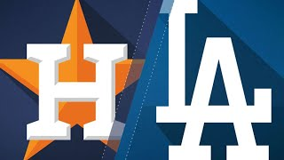 Astros erupt for 14 runs in rout of Dodgers: 8/4/18