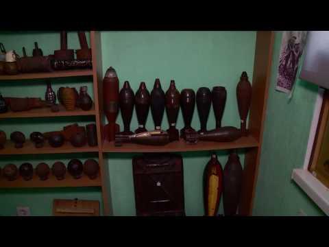 Вибухонебезпечні предмети з АТО