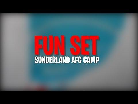 FUN SET #1 CAMPUS SUNDERLAND PRAVIA 2018
