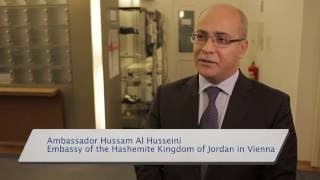 Interview with Ambassador Hussam Al Husseini at the 2016 Mediterranean Conference