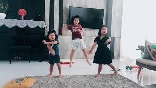 Các bạn thấy ai nhảy đẹp nhất ???? | Gia Đình Lý Hải Minh Hà
