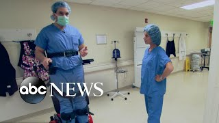 Real-life 'Iron Man': How paralyzed surgeon is able to perform surgeries: Part 1