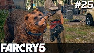 FAR CRY 5 Gameplay PL [#25] NIEDŹWIADEK Cheeseburger  /z Skie