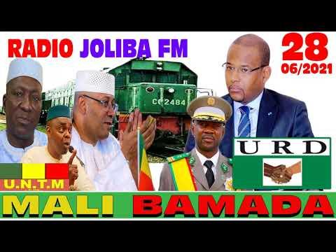 RADIO JOLIBA FM 28/ 06/ 2021