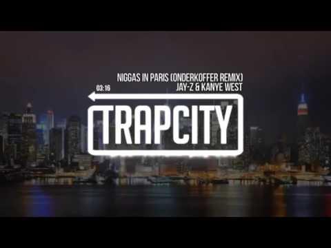 Jay-Z feat Kanye West Ni***s in Paris Trap City Remix