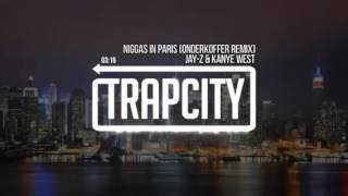 Download Jay-Z feat Kanye West Ni***s in Paris Trap City Remix MP3 song and Music Video