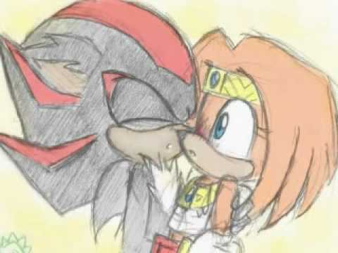 Sonic Couples ~ Everytime We Touch