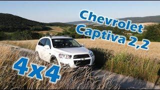 Chevrolet Captiva 2,2 a vítěz naší soutěže! #autamymaocima 05