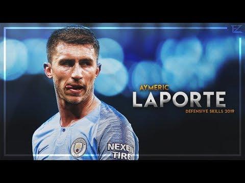 Aymeric Laporte 2019 ● The Art Of Defending | HD