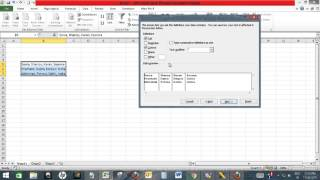 Split comma separated values into columns in Excel